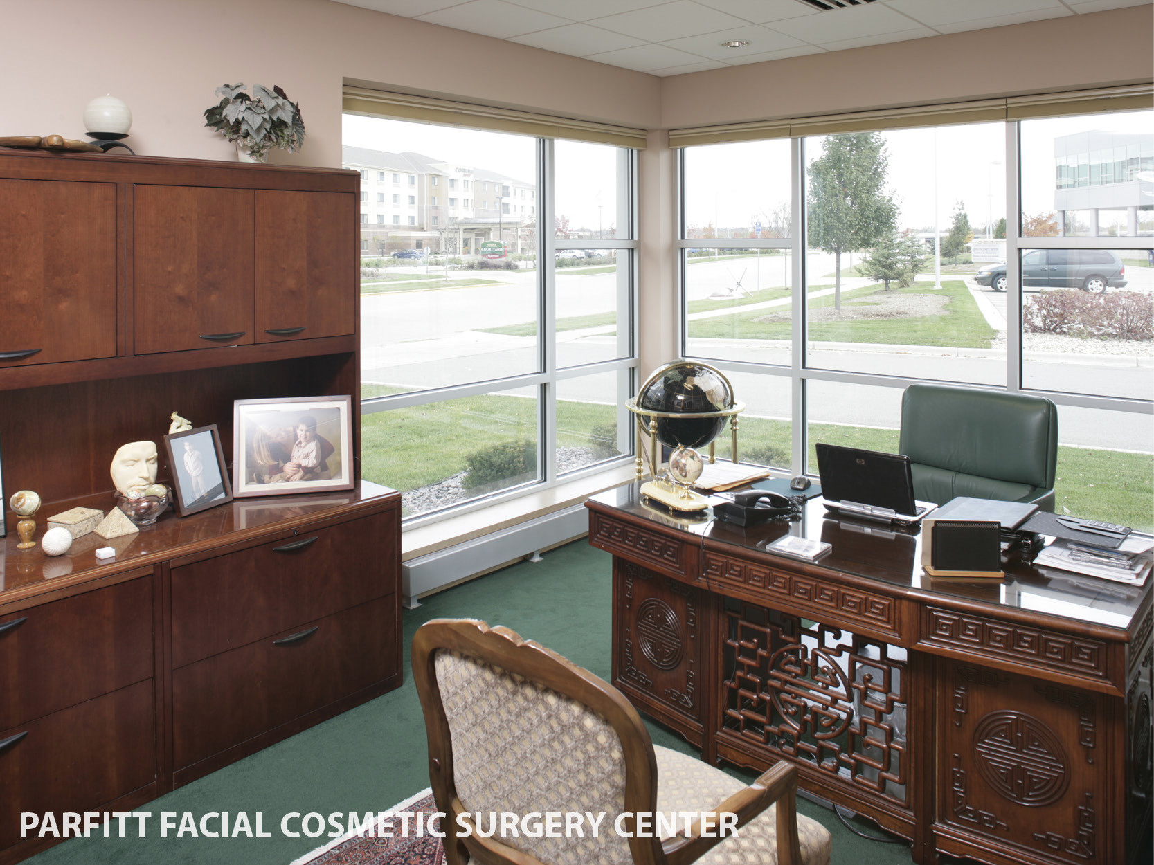 Lucas facial plastic and cosmetic surgery center vid