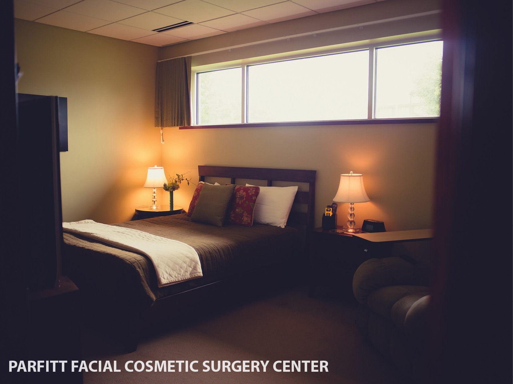 Big Center for facial cosmetic superb and